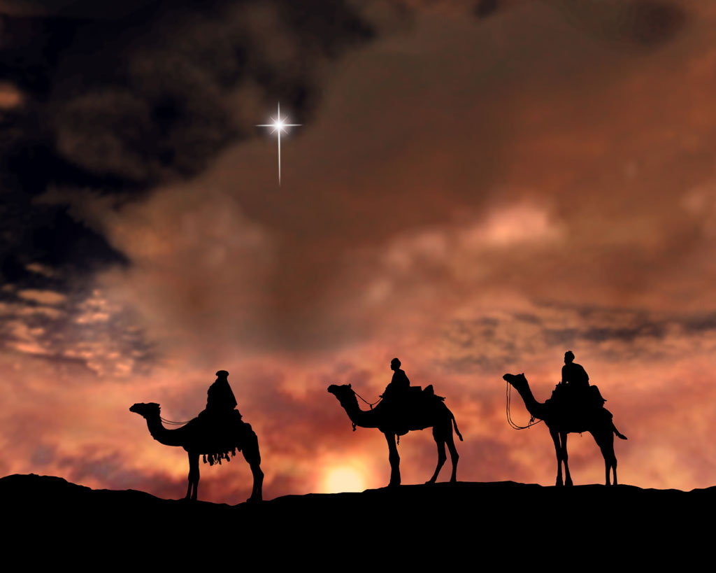 We've read the story of our Savior's birth, and about the gifts ...